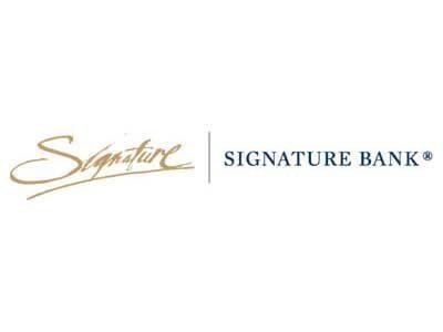 Signature Bank logo